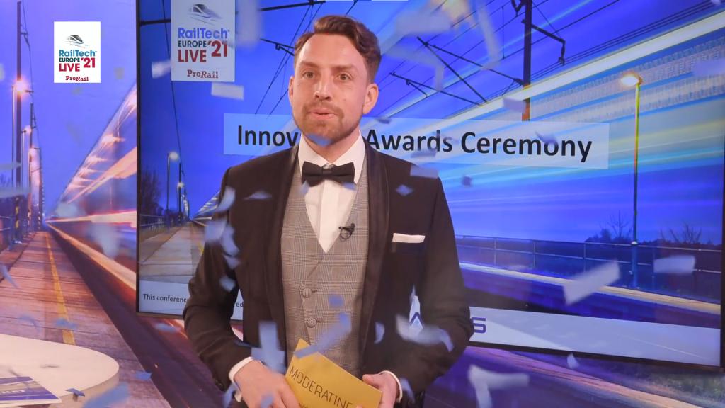 Rogier Elshout moderator transport award